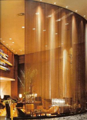Mesh Curtain Metal Mesh Curtains Decorative Curtain