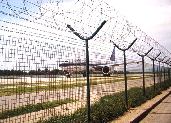 Airport Fence Airport Fence Supplier Fence For Airport