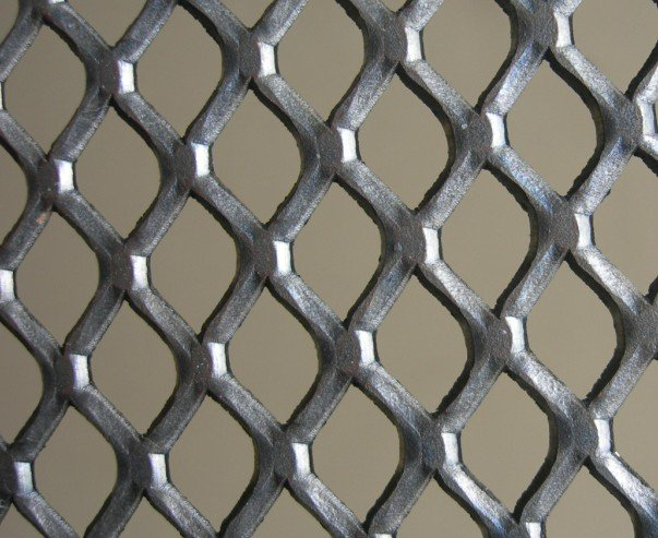 Metal Mesh Screen : Stainless steel wire mesh perforated metal sheets