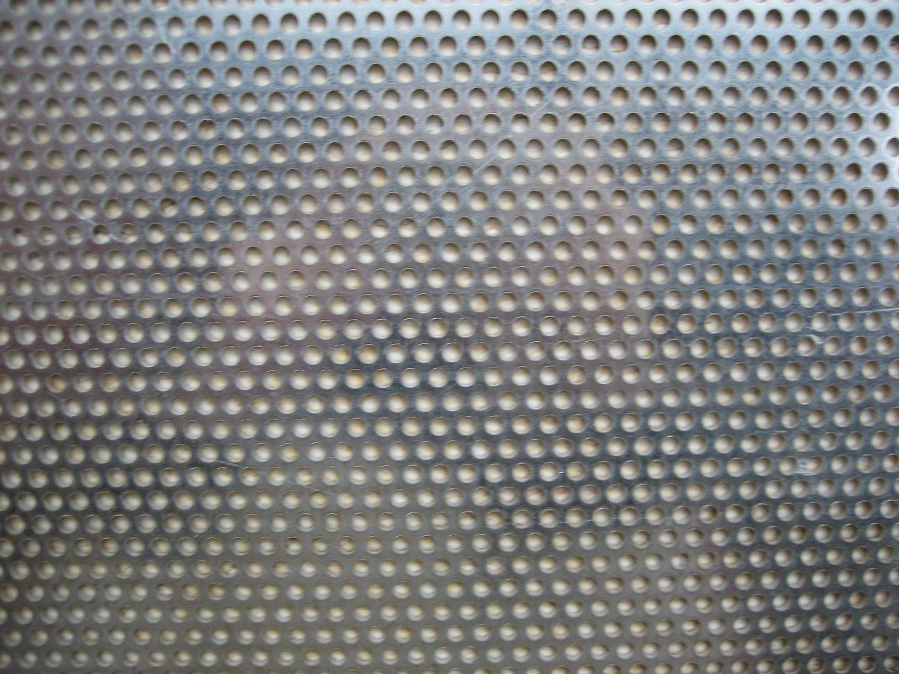 Stainless Steel Wire Mesh Perforated Metal Sheets