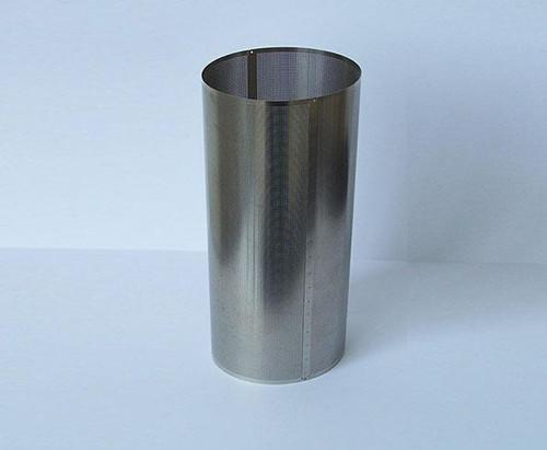 Filter Metal Disc Chemical Etching Metal Discs Filter Mesh